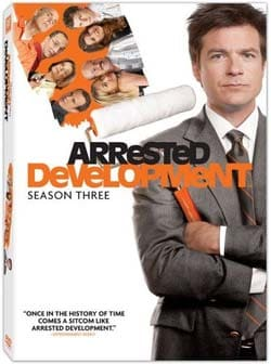 Arrested Development - Season 3 (DVD)