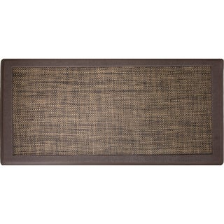 "Hillside Oversized Oil- and Stain-Resistant Anti-Fatigue Kitchen Mat (20"" x 39"") - 20"" x 39"""