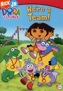Dora the Explorer: We're a Team! (DVD)