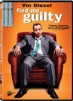 Find Me Guilty (DVD)