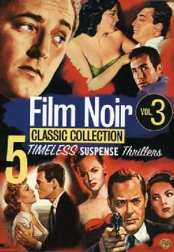 The Film Noir Classics Collection: Vol 3 (DVD)