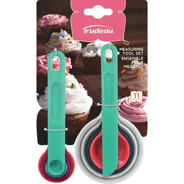 Measuring Cups & Spoons Set 11pcs 32925712