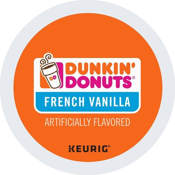 Dunkin' Donuts French Vanilla Keurig K-Cups Pods 96 Count 32931961