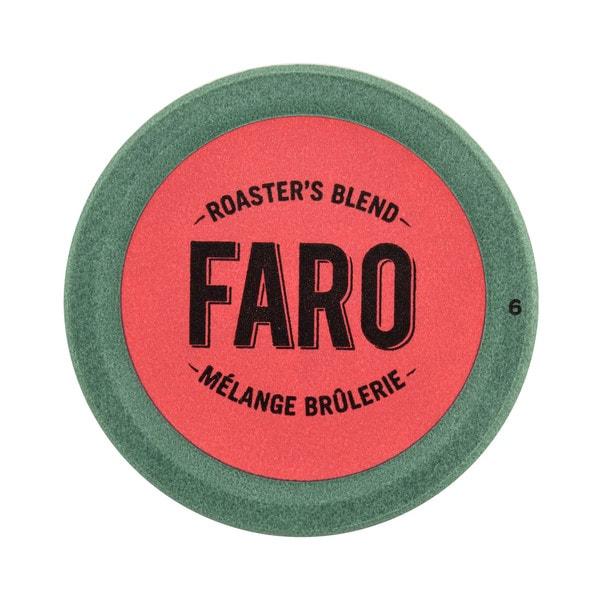 Faro Roaster's Blend, Medium Roast Coffee, 100% Compostable Rainforest Alliance Single Serve Cups for Keurig Brewers 48 Count 32932252
