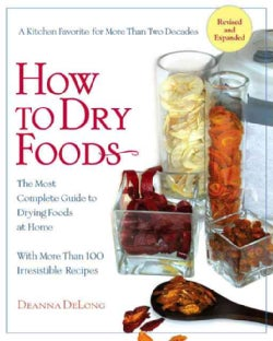 How to Dry Foods (Paperback)