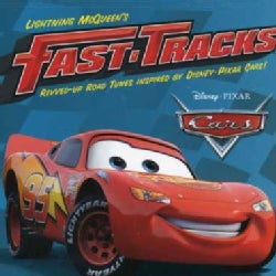 """Various - Fast Tracks: Revved-Up Road Tunes Inspired by Disney-Pixar's """"Cars""""!"""