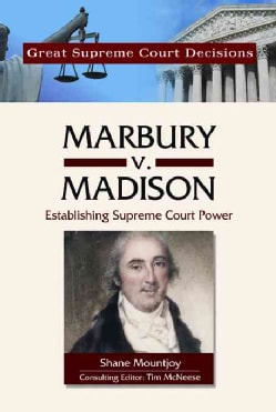 Marbury V. Madison (Hardcover)