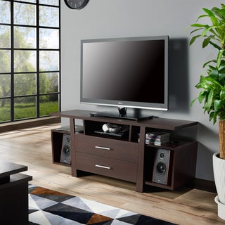 Furniture of America Bild Modern 59-inch Multi-storage TV Stand
