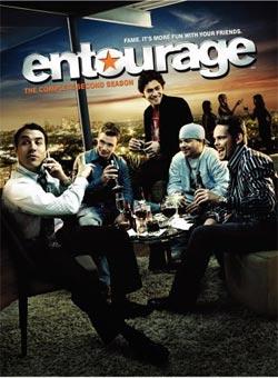 Entourage: The Complete Second Season (DVD)