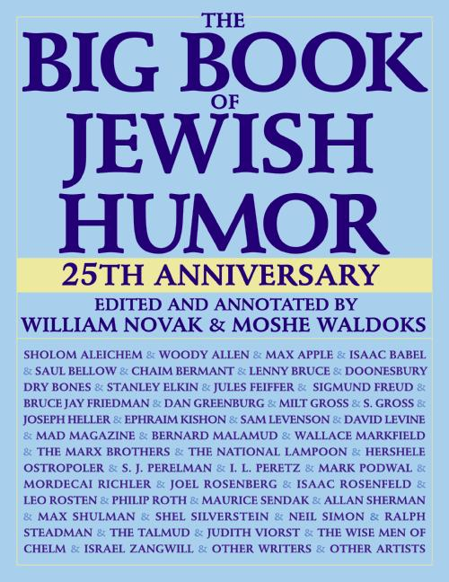 Big Book of Jewish Humor (Paperback)