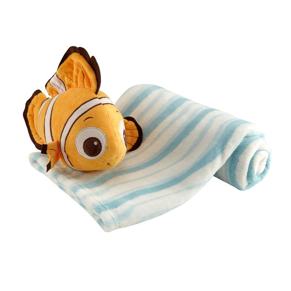 Disney - Nemo Plush & Blanket 33038692