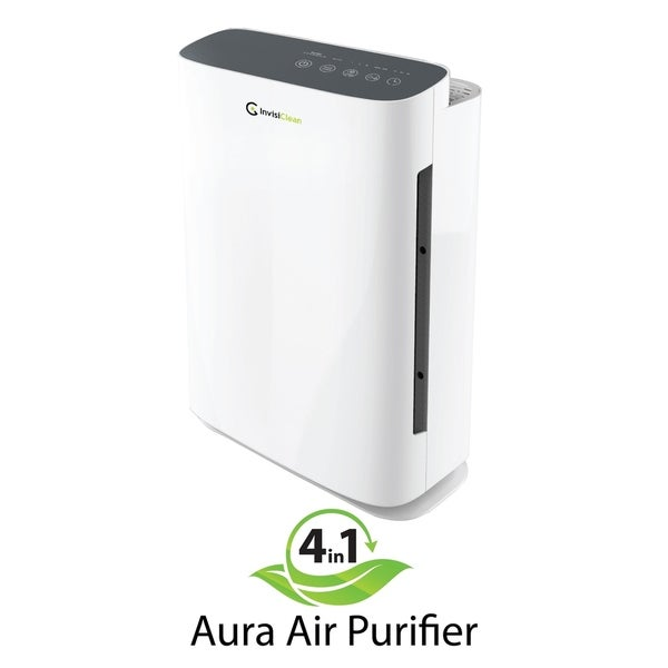 InvisiClean Aura 4 in 1 Air Purifier with True HEPA FIlter 33056381