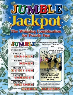 Jumble Jackpot: The Winning Combination for Puzzle Fun (Paperback)