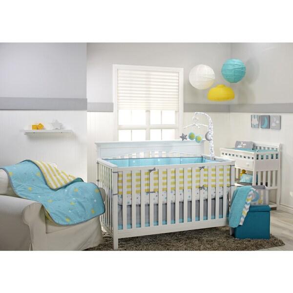 Little Bedding Twinkle Twinkle 3pc Bedding Set