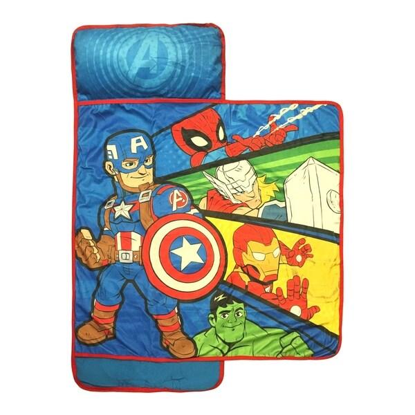 Marvel Captain America Superheroes Nap Mat 33112824