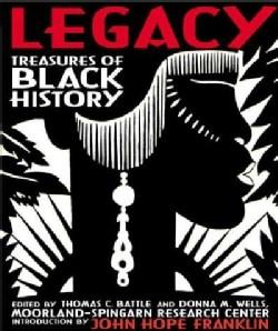 Legacy: Treasures of Black History (Hardcover)