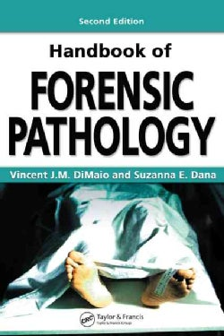 Handbook of Forensic Pathology (Paperback)