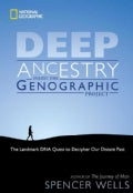 Deep Ancestry: Inside the Genographic Project (Hardcover)