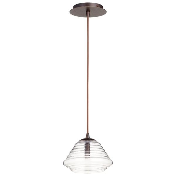 Cyan Design Saucy Bronze Iron/Glass Pendant 33129736