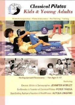 Classic Pilates Kids and Young Adults (DVD)