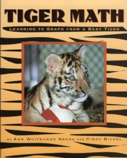 Tiger Math: Learning to Graph from a Baby Tiger (Paperback)