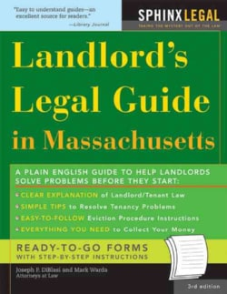 Landlord's Legal Guide in Massachusetts (Paperback)