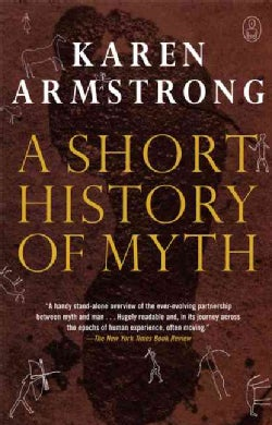 A Short History of Myth (Paperback)