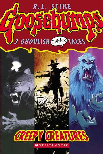 Creepy Creatures (Paperback)