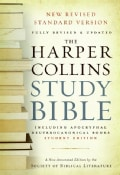 The Harpercollins Study Bible: New Revised Standard Version, With the Apocryphal/Deuterocanonical Books (Paperback)