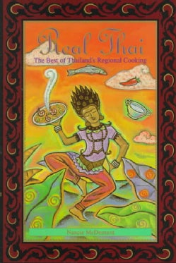 Real Thai: The Best of Thailand's Regional Cooking (Paperback)