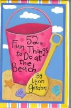 52 Fun Things to Do at the Beach (Cards)