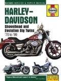 Harley-davidson Shovelhead and Evolution Big Twins 1970 to 1999 (Hardcover)