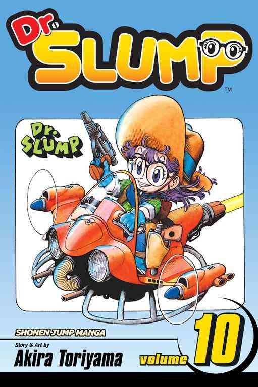 Dr. Slump 10 (Paperback)