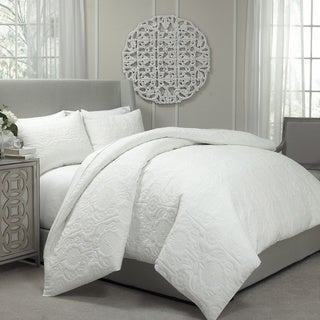Copper Grove Boothman Quilted Coverlet and Duvet Cover Ensemble