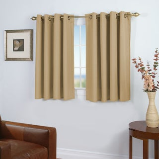 Copper Grove Golestan Short Length Curtain Panel