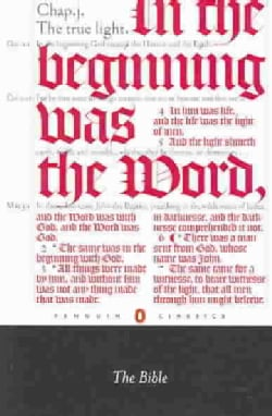 The Bible: King James Version With the Apocrypha (Paperback)
