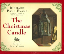 The Christmas Candle (Paperback)