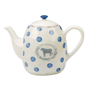 Certified International Urban Farmhouse 40-ounce Teapot