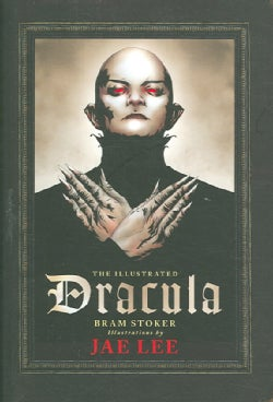 The Illustrated Dracula (Paperback)