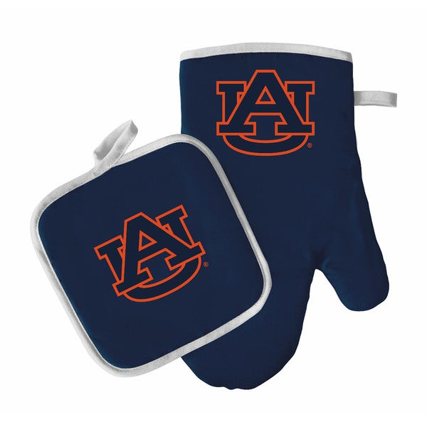 NCAA Auburn Tigers Oven Mitt And Pot Holder 33264297