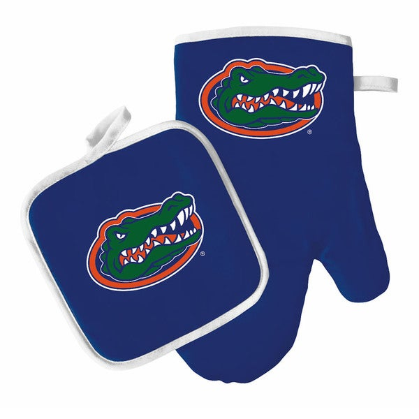 NCAA Florida Gators Oven Mitt and Pot Holder 33264298