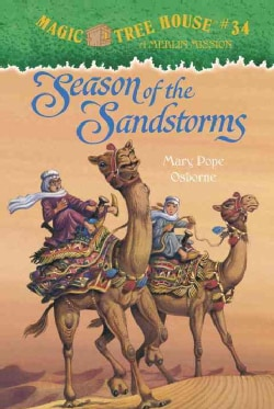 Season of the Sandstorms (Paperback)