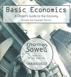 Basic Economics: A Citizen's Guide to the Economy (CD-Audio)