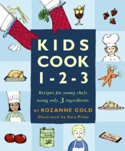 Kids Cook 1-2-3 (Hardcover)