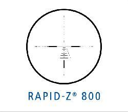 Zeiss Conquest 4.5-14x44 Rapid Z 800 Reticle Rifle Scope