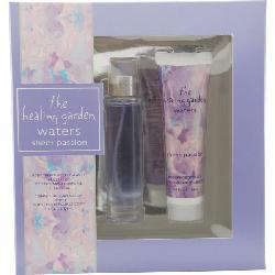 Healing Garden Waters Sheer Passion Women's Fragrance Set