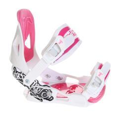 Technine 'Lil Nine' Girl's Snowboard Bindings (Size 1-5)