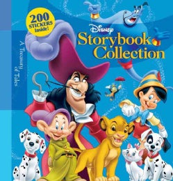 Disney's Storybook Collection: A Treasury of Tales (Hardcover)