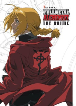 The Art of Fullmetal Alchemist: The Anime (Hardcover)