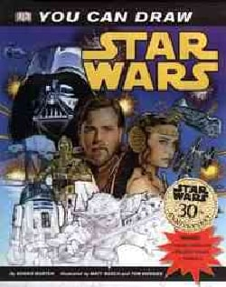 You Can Draw Star Wars Characters (Hardcover)